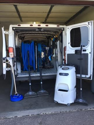 best truck mount carpet cleaning services in Denver