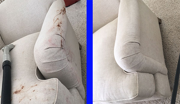 upholstery cleaning in Centennial, CO