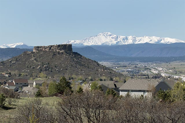 Castle Pines CO