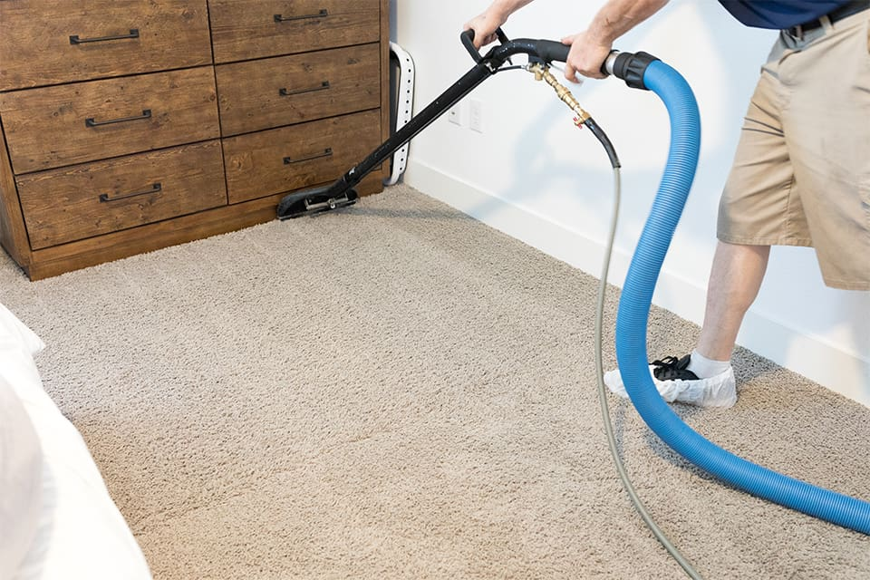 carpet cleaning in Denver