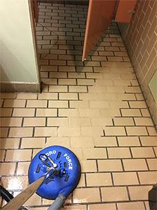 Denver commercial tile cleaning