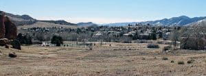 Ken Caryl Colorado Landscape