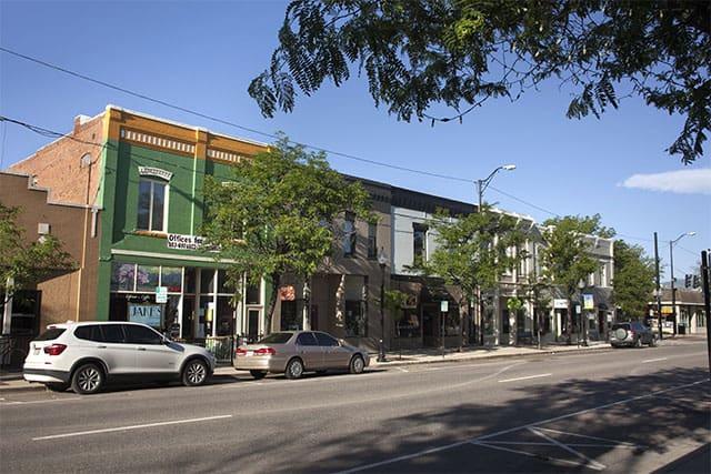 Littleton, Co downtown