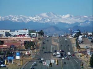 Centennial Colorado