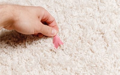 How to Get Gum Out of Carpet