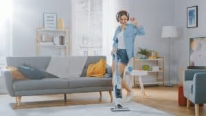 How often should carpet be vacuumed